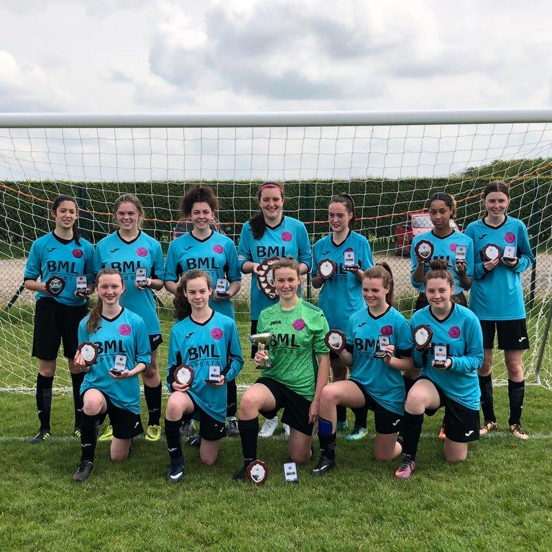 Scotton Scorchers 1 -v- 6 Horsforth U16 Girls