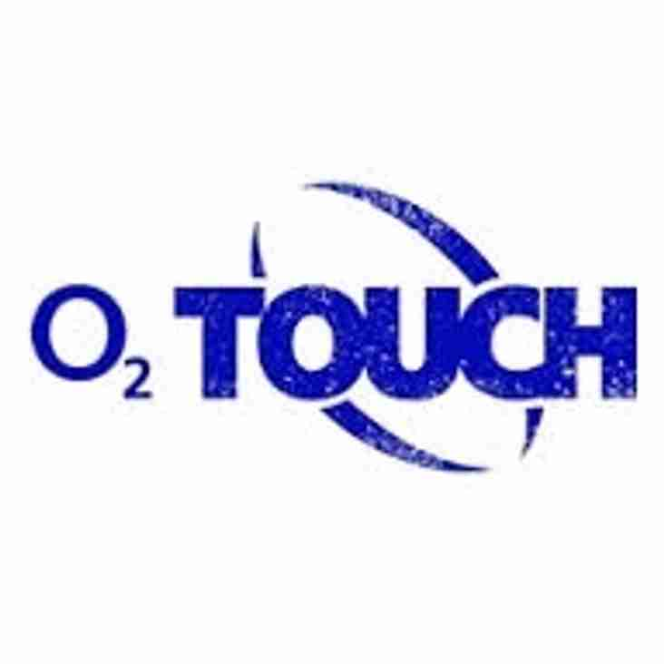 Stockport RUFC now an O2 Touch Rugby Venue