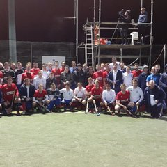 The north v GB Charity Match