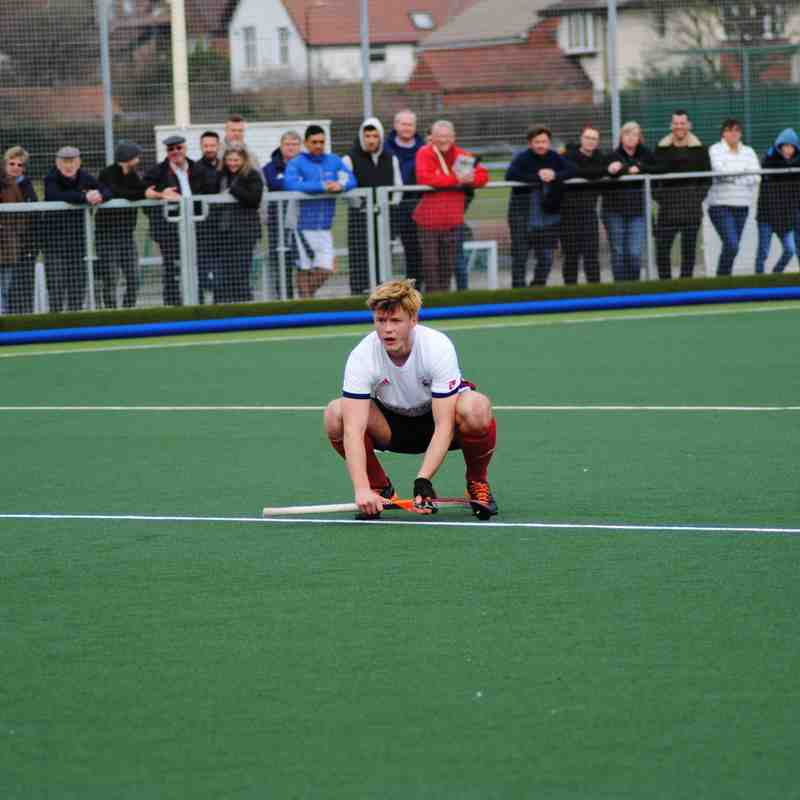 BMU 1st v Canterbury March 18