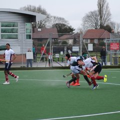 BMu 1st v Exeter Uni March 19