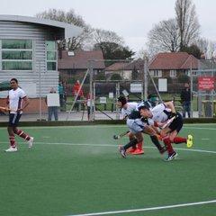 BMu 1st v Exeter Uni March 19