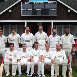 1st XI v Purley