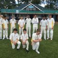 Under 15 lose to Weybridge CC - Under 15