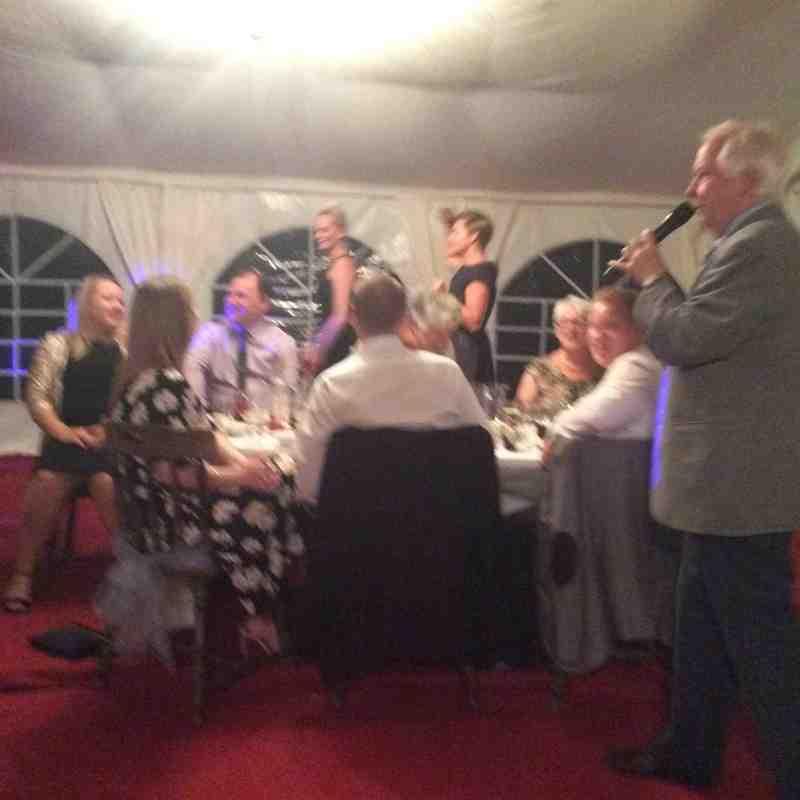 2016 Dinner & Dance Awards Night
