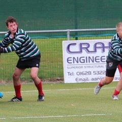Oxford RFC U15's v Maidenhead (2)