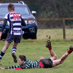 Oxford RFC U15's v Banbury (2)