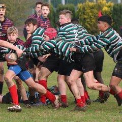 Oxford RFC U15's v Trojans