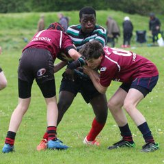 Oxford RFC U15's @ Mendip 7's (2)