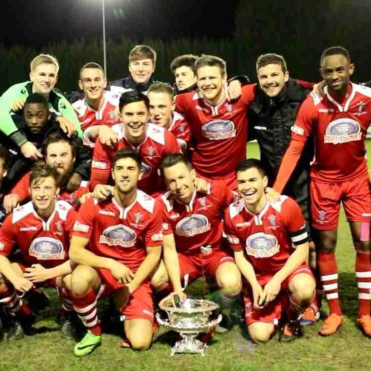 The League Challenge Cup Quarter Final Draw