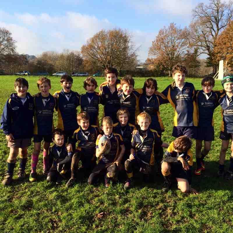 Midhurst Cup 2014 - U11s