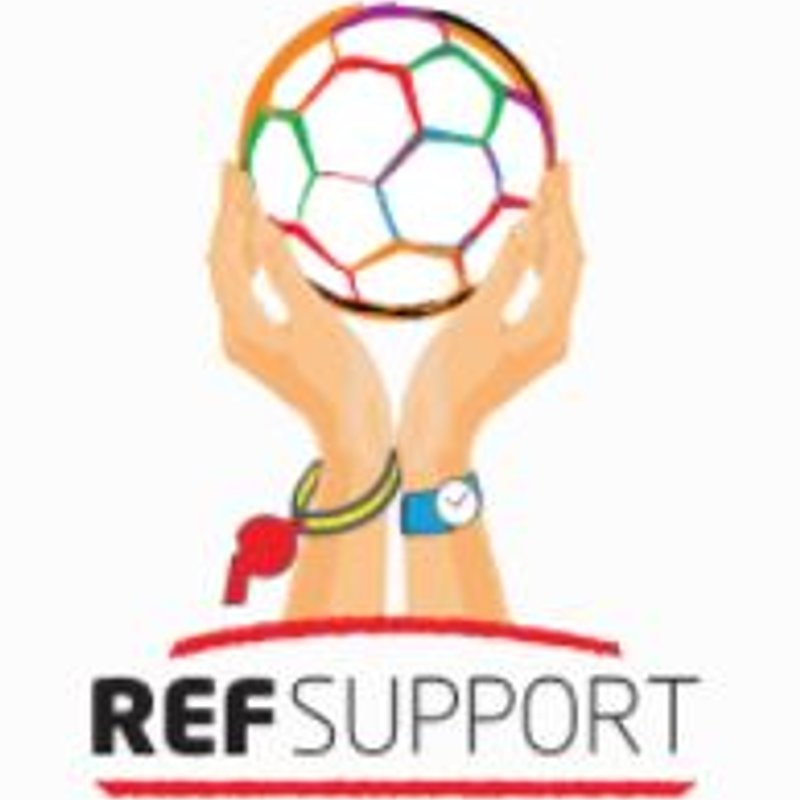 REF SUPPORT IS A RESPECTED CHARITY COMMITTED TO THE SUPPORT OF REFEREES