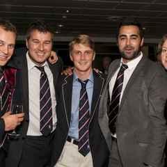 2012 Surrey Championship Dinner