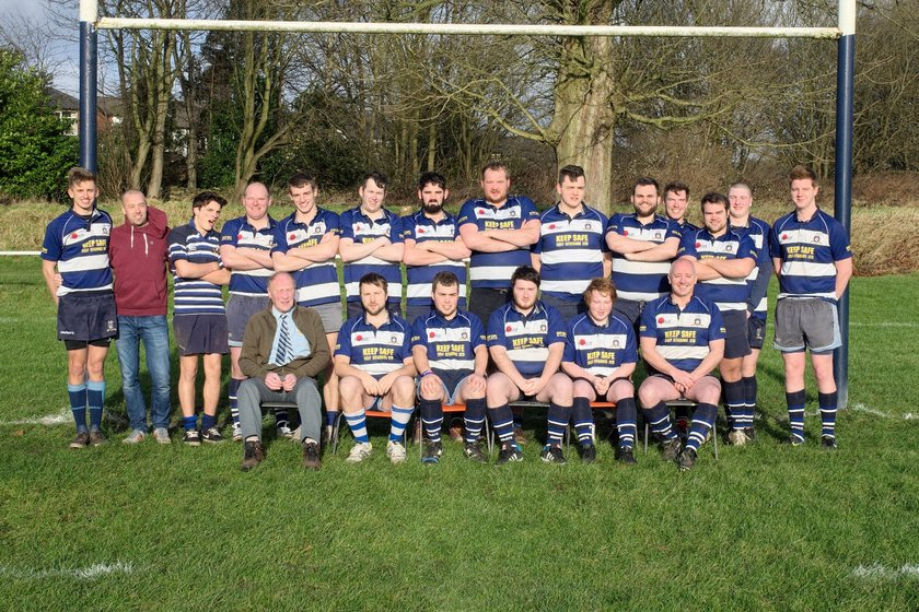 Dukes - 2nd XV lose to Thornensians RUFC 19 - 5
