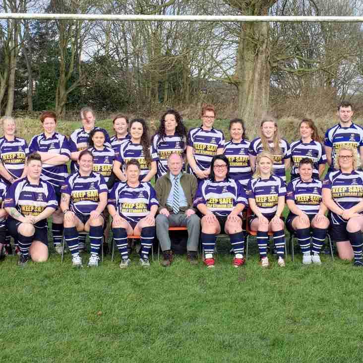 Ladies team v Derby Vipers