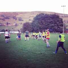 Summer fitness at Halifax RUFC