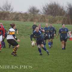 Vagabonds Ladies 5 Halifax 15