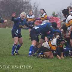 Vagabonds v Halifax Ladies