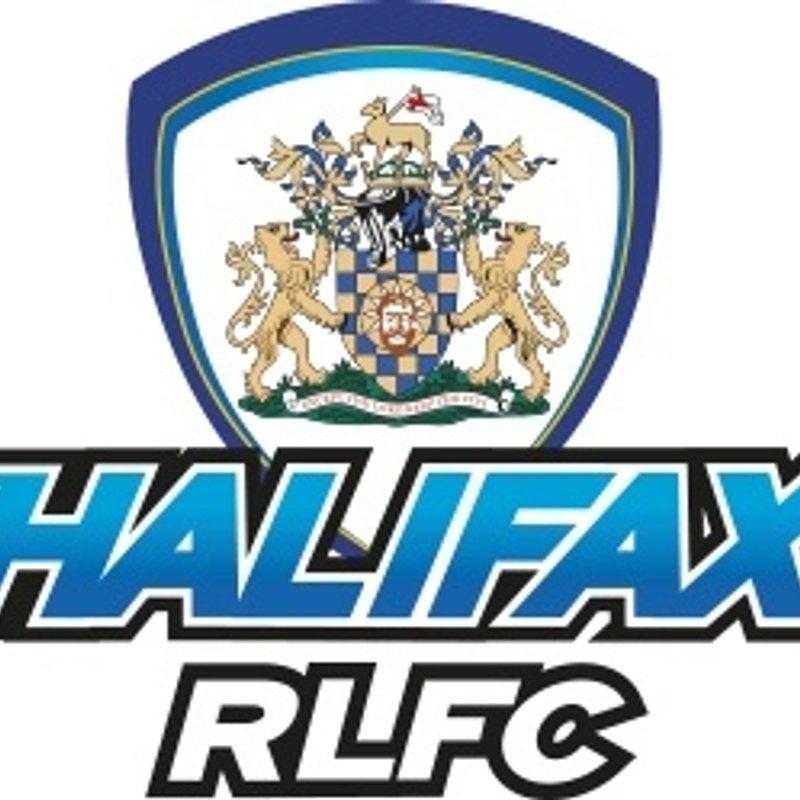 Halifax RLFC head to Ovenden Park