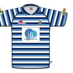 Samurai confirmed as Halifax RUFC kit suppliers
