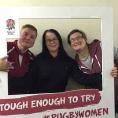 Halifax RUFC Ladies: Why we love rugby