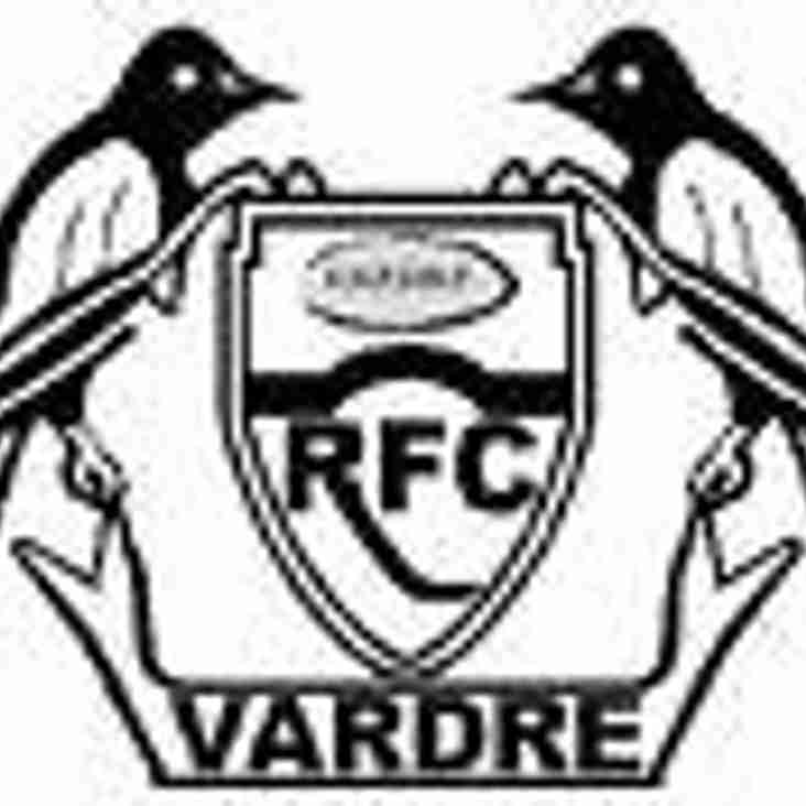 Vardre come to Halifax RUFC