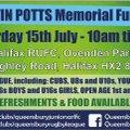 Martin Potts Memorial Fun Day