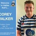 Meet the team: New signing Corey Walker