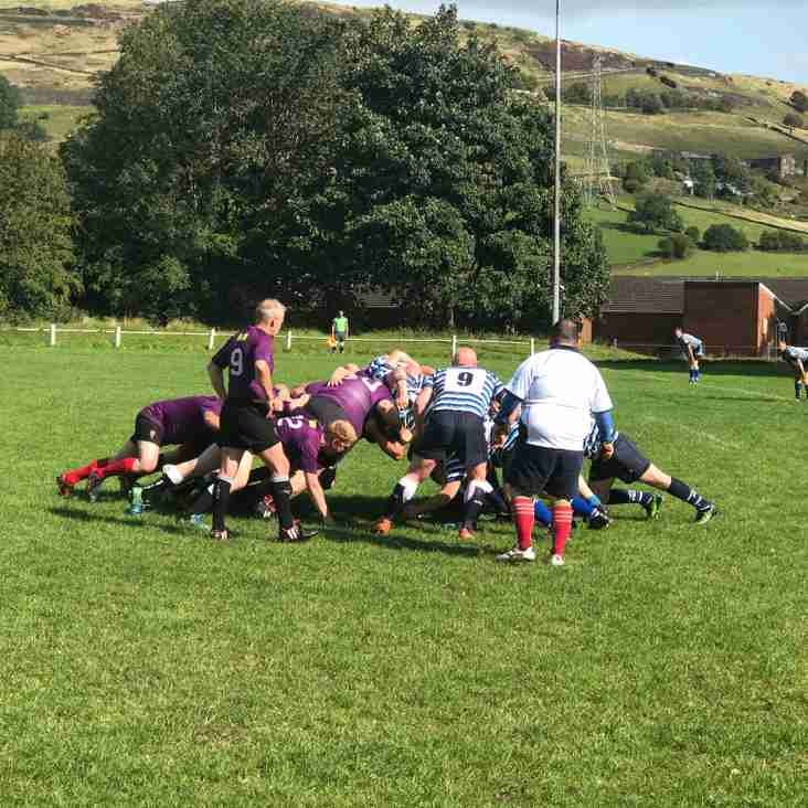 Halifax Dukes and Magpies in action this weekend at Ovenden Park 18/11/2017