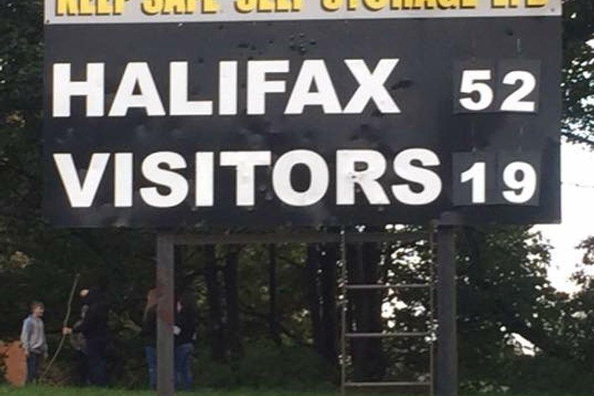 Halifax Ladies 52-19 Littleborough