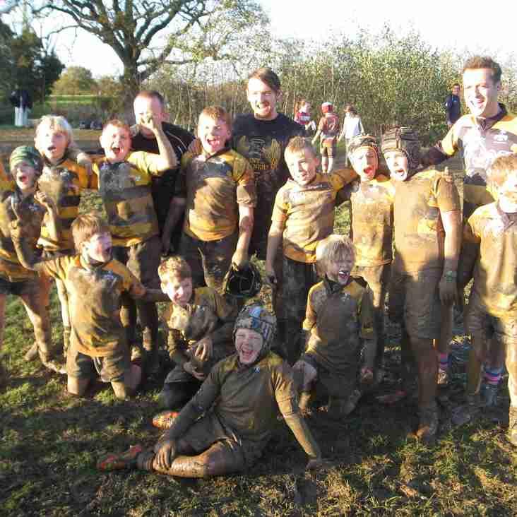 U10s Champions at Crowborough