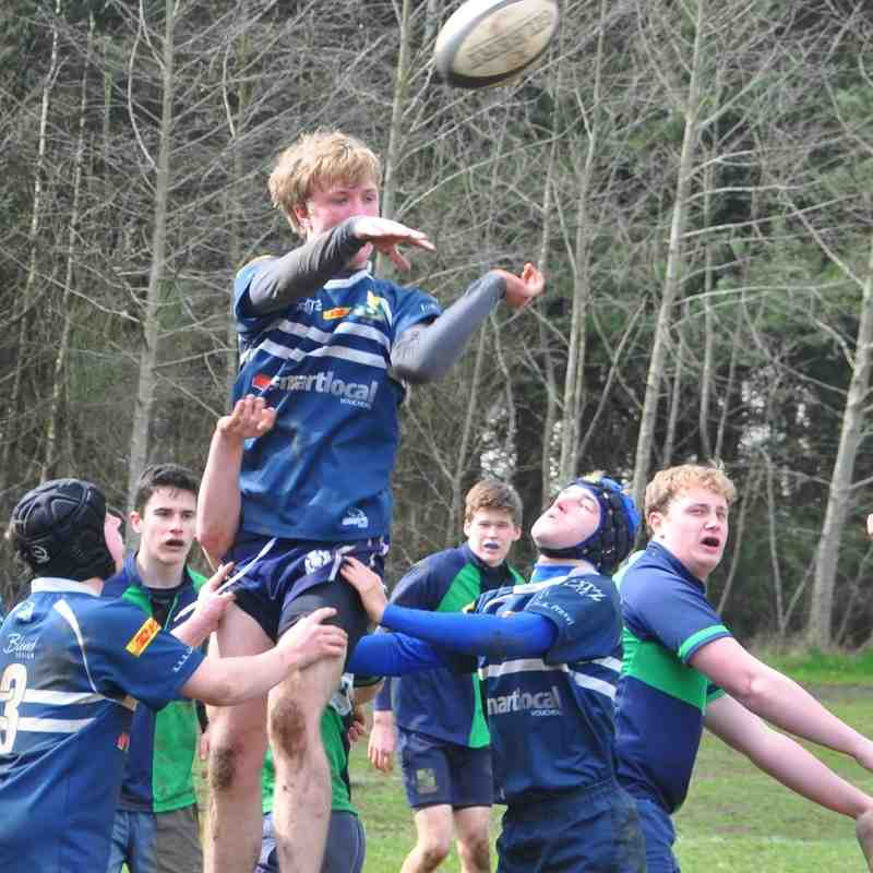 20160410 U16 v Boroughmuir