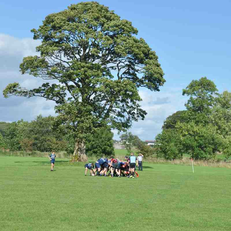 20160910 U18 v Cumnock