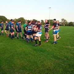vs Rugby St Andrews 10th august 2017