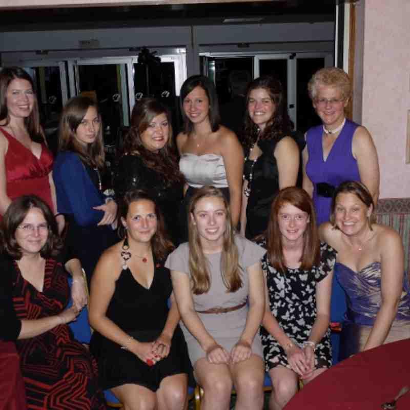 Cricket Club Annual Dinner 2011