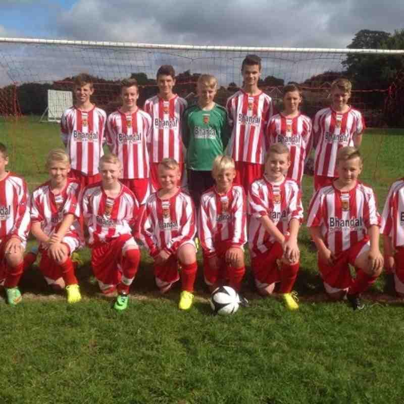 team 2014-2015