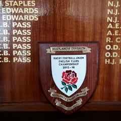 Midlands 2 East (North) League Winners Shield