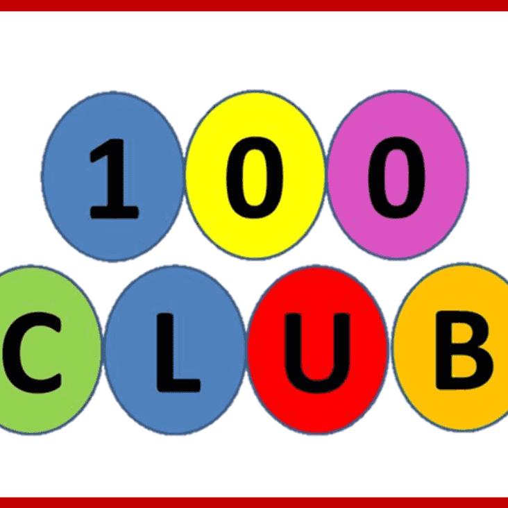 """Dronfield Rugby Club """"100 Club"""""""