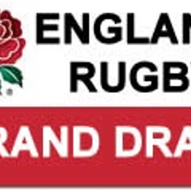 England Rugby Grand Draw Ticket Returns