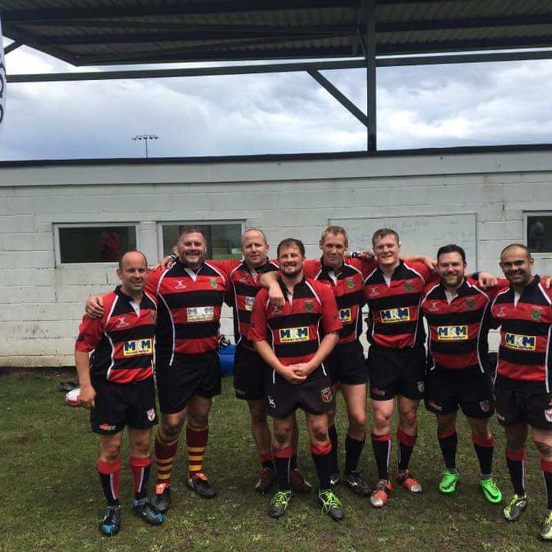 Vets Win South Yorkshire 7's