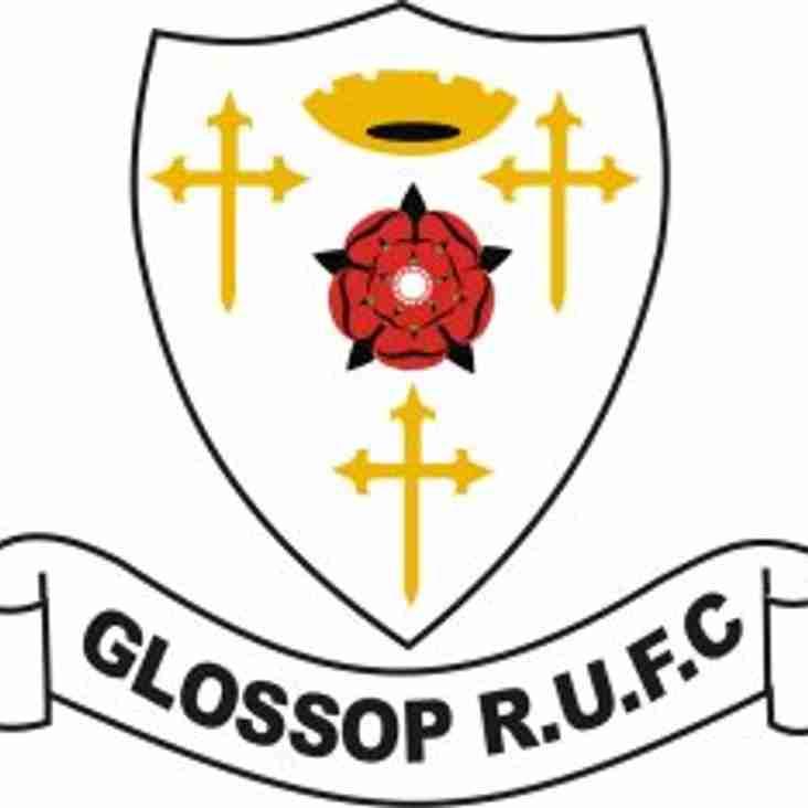 Derbyshire Cup - Glossop 1st XV v Dronfield 1st XV