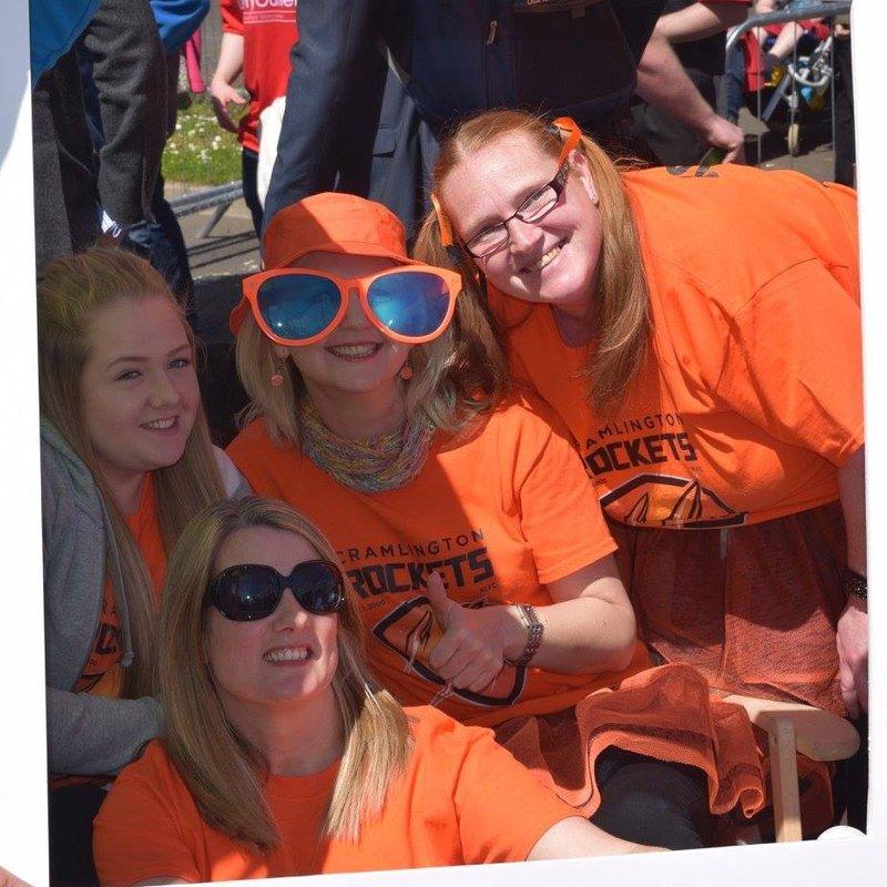 Grand Final: Let's Turn Jarrow Orange