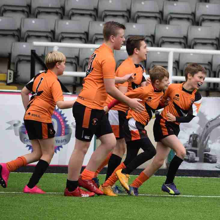 RFL Launch Major Youth Game Review