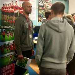Rugby Academy Open Evening a Success