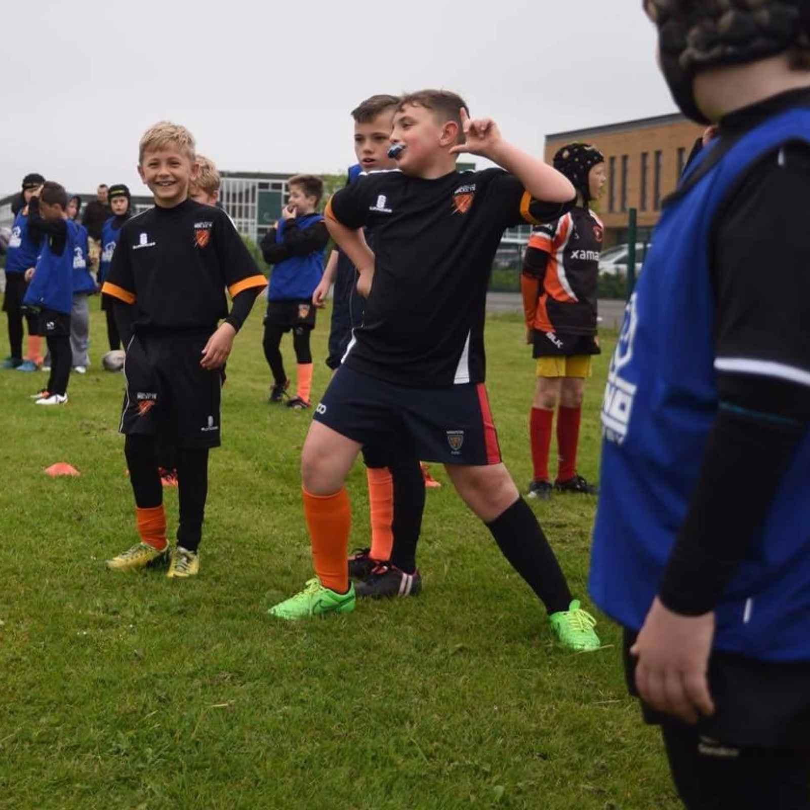 Rockets Camps Return to Alnwick Next Week
