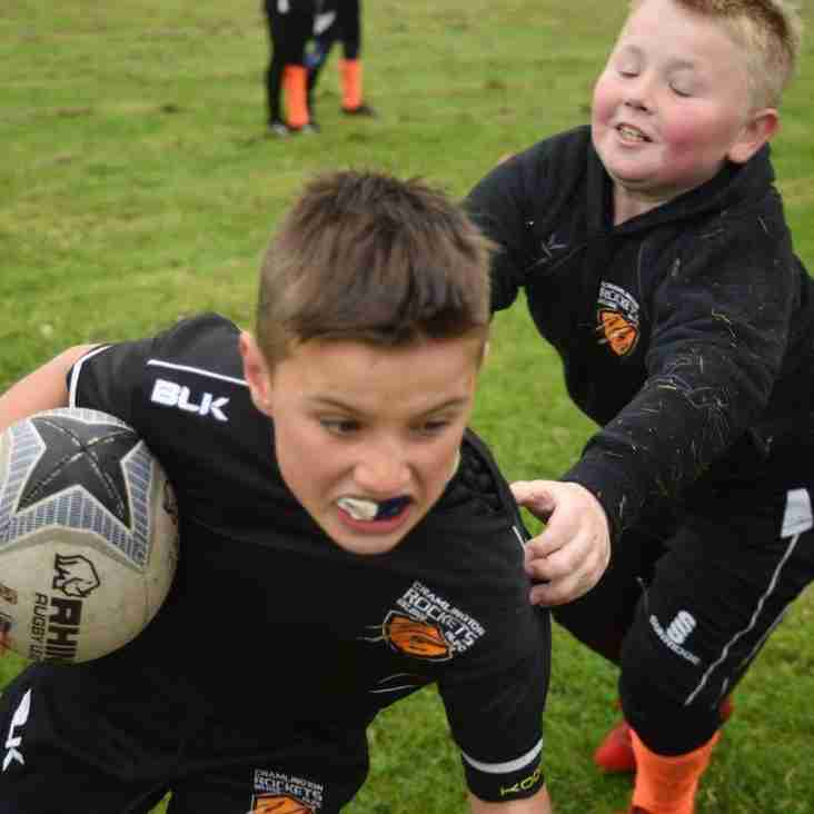 Still Spaces for Next Week's Easter Camp