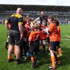Summer Rugby, Having a Blast