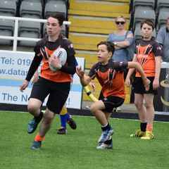 U12s and U14s to take on West Leeds this Sunday