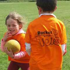 Rockets Tots – Summer Holidays 2016 – Bookings Now Open