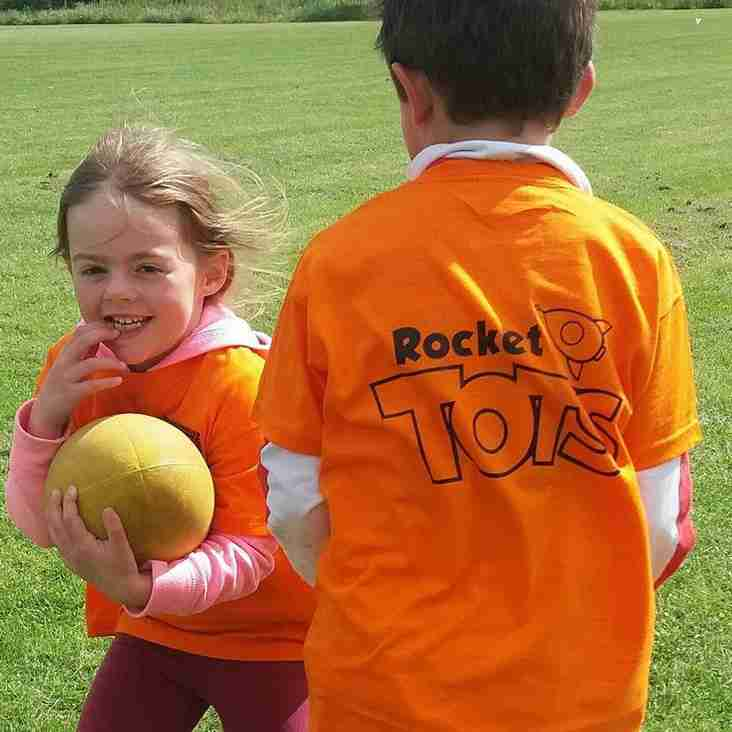 Rocket Tots - Summer Savers Launched for the Holidays